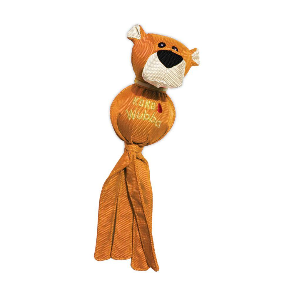 KONG Wubba Friends Ballistic Dog Toy, Color Varies, Large