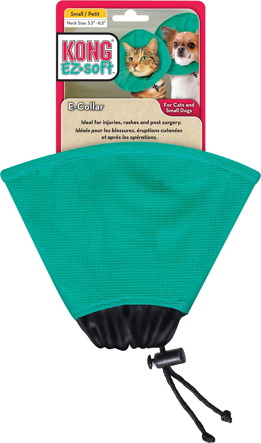 KONG EZ Soft Collar for Dogs & Cats Image