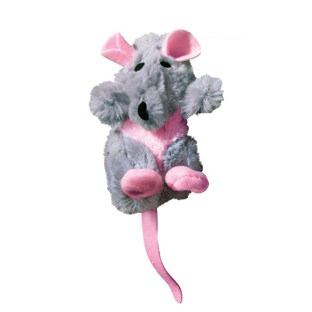 KONG Refillabales Rat Cat Toy (Weights: -) Image
