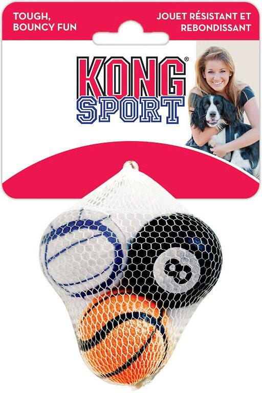 KONG Sport Balls Pack Dog Toy Image