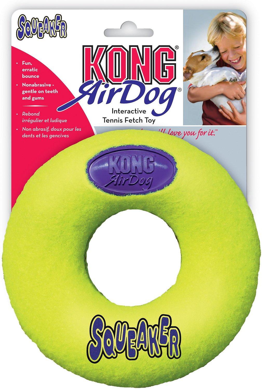 KONG AirDog Donut Dog Toy Image