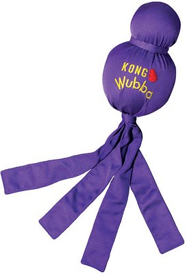 KONG Wubba Classic Dog Toy, Color Varies, X-Large
