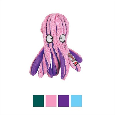 KONG CuteSeas Cat Toy, Octopus