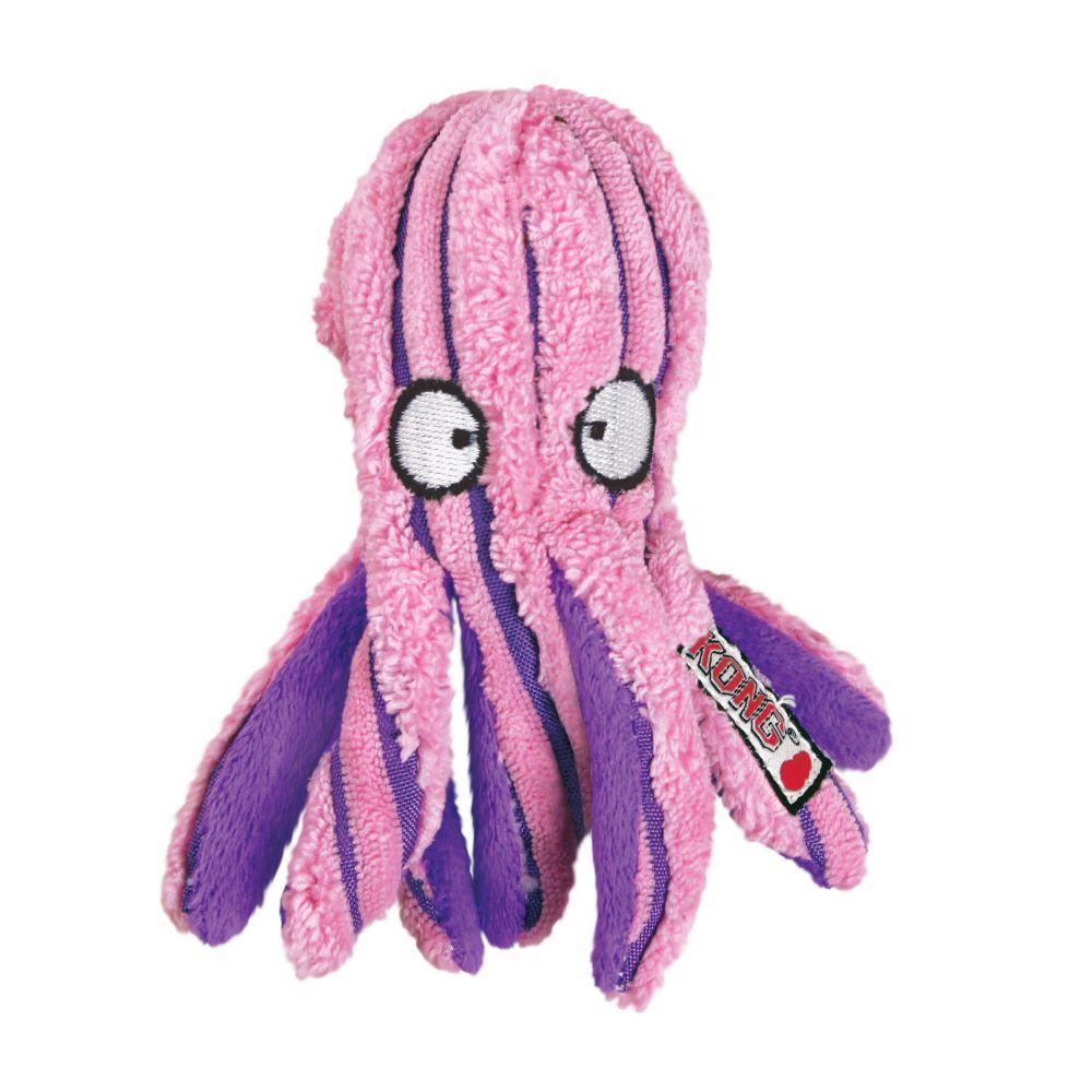 KONG CuteSeas Cat Toy, Octopus