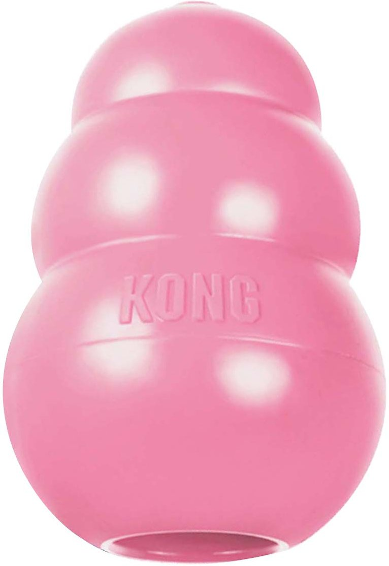 KONG Puppy Dog Toy, Color Varies Image