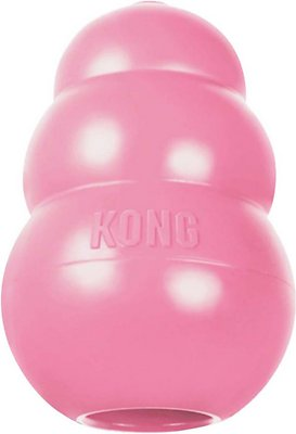 KONG Puppy Dog Toy, Color Varies, Medium