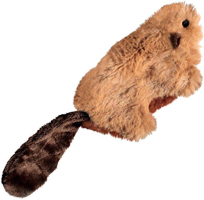 KONG Refillable Beaver Catnip Cat Toy