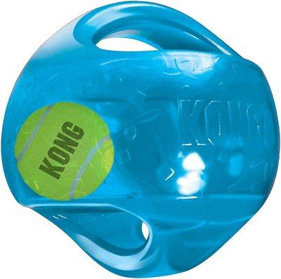 KONG Jumbler Ball Dog Toy, Color Varies, Medium/Large