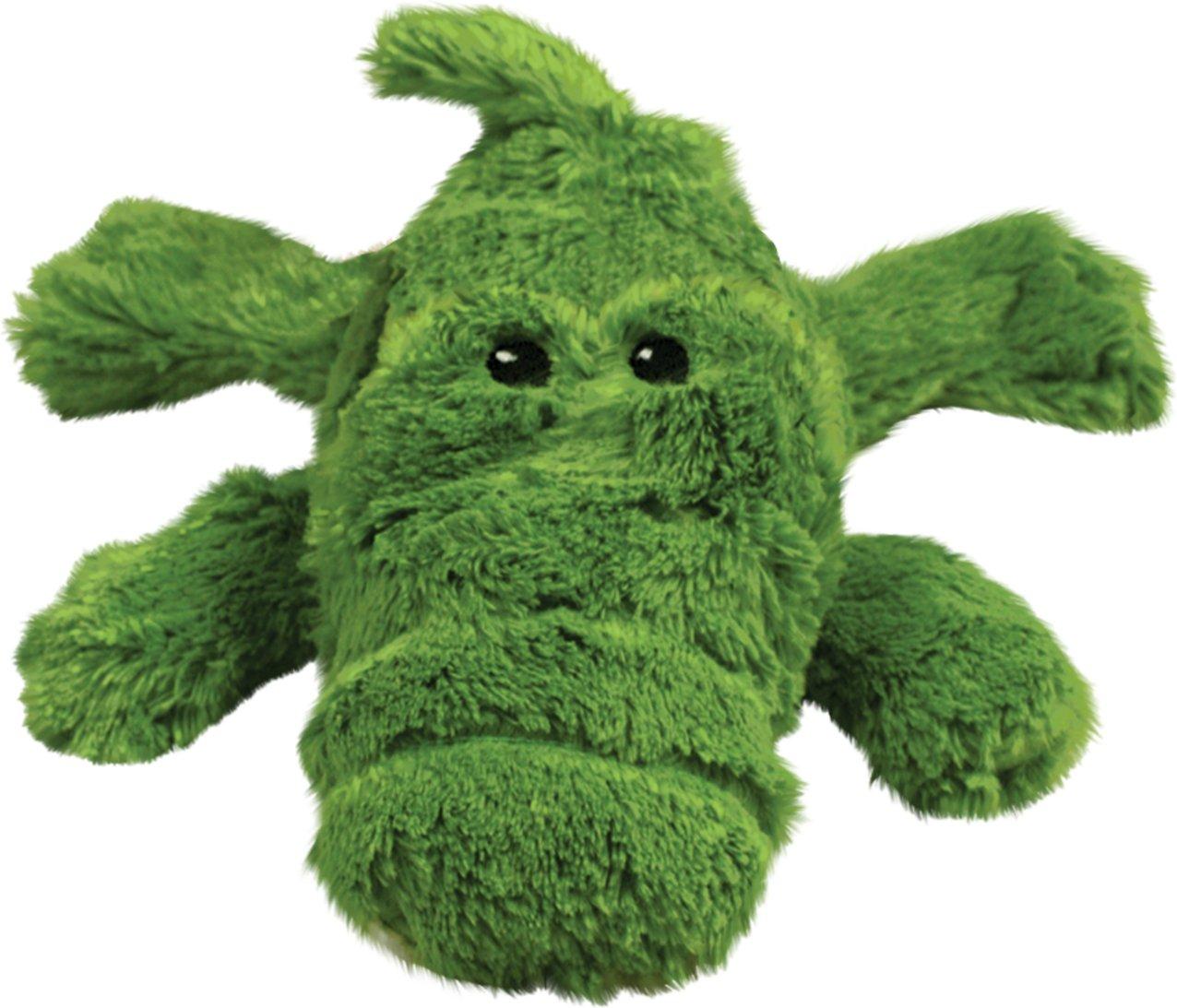KONG Cozie Ali the Alligator Dog Toy Image