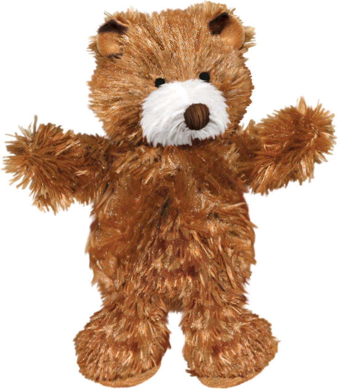 KONG Plush Teddy Bear Dog Toy Image