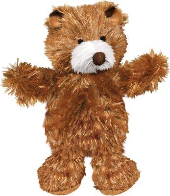 KONG Plush Teddy Bear Dog Toy, X-Small