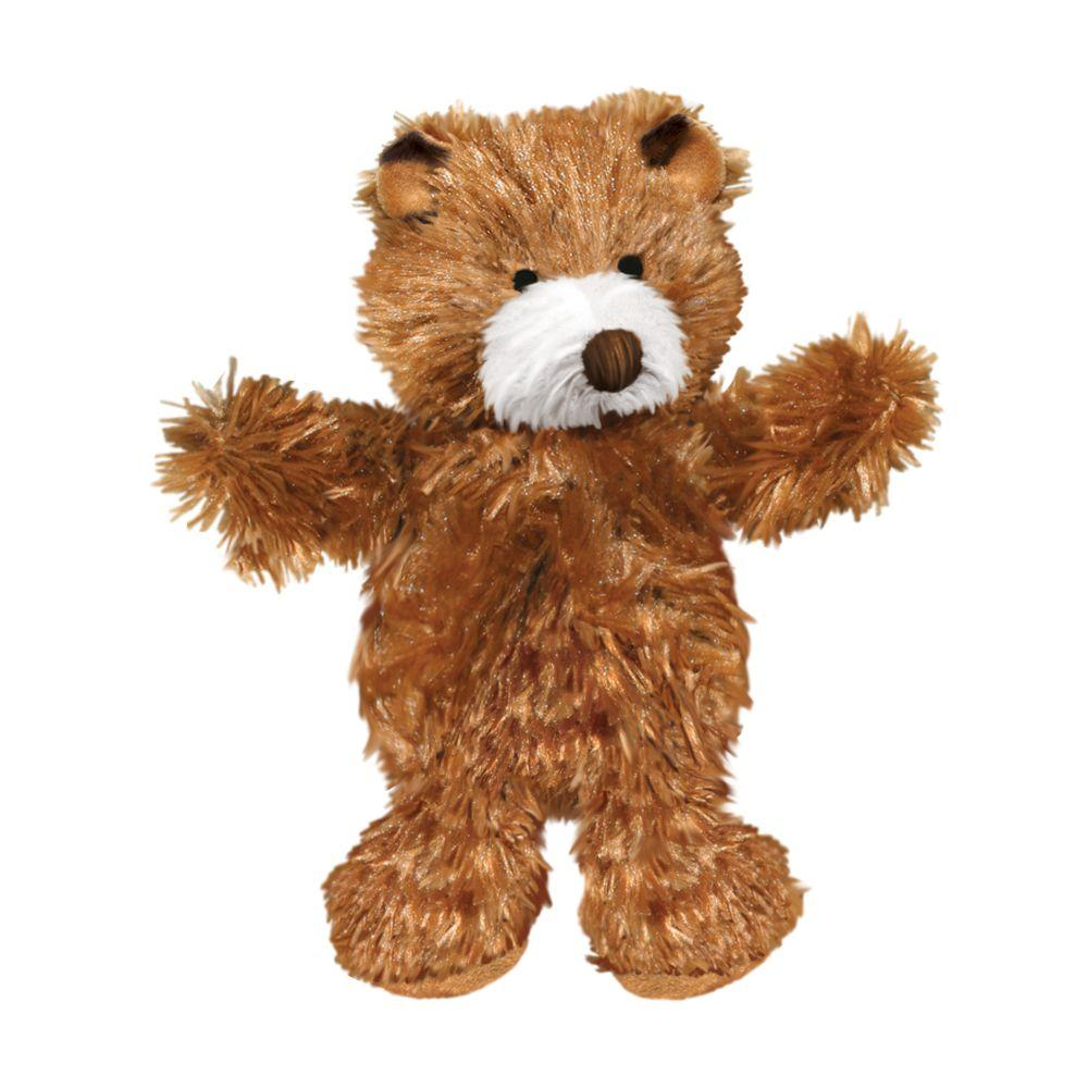KONG Dr. Noy's Teddy Bear Dog Toy, X-Small