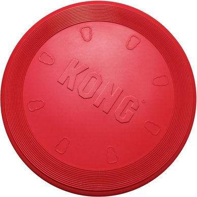 KONG Classic Flyer Dog Toy, Large