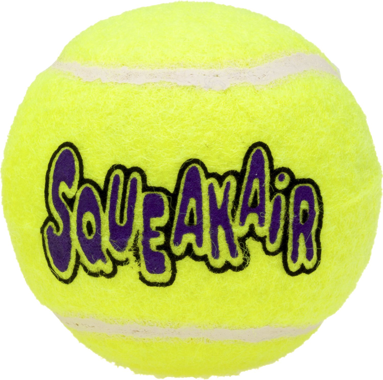 KONG AirDog Squeakair Ball Dog Toy Image