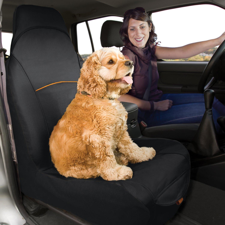 Kurgo CoPilot Seat Cover, Black