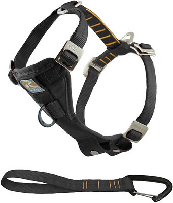 Kurgo Tru-Fit Smart Harness, Black, Large