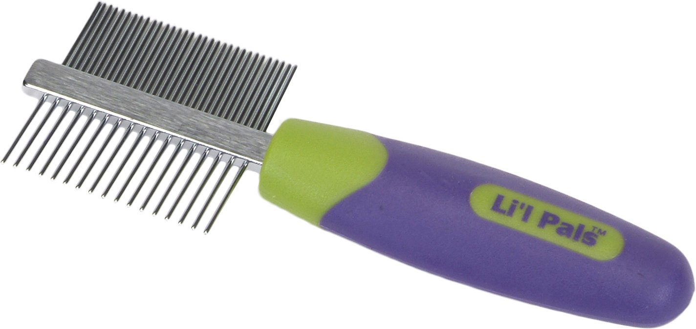 Li'l Pals Double-Sided Dog Comb