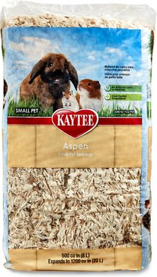 Kaytee Aspen Small Animal Bedding, 20-L