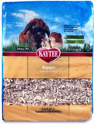 Kaytee Aspen Small Animal Bedding, 113-L