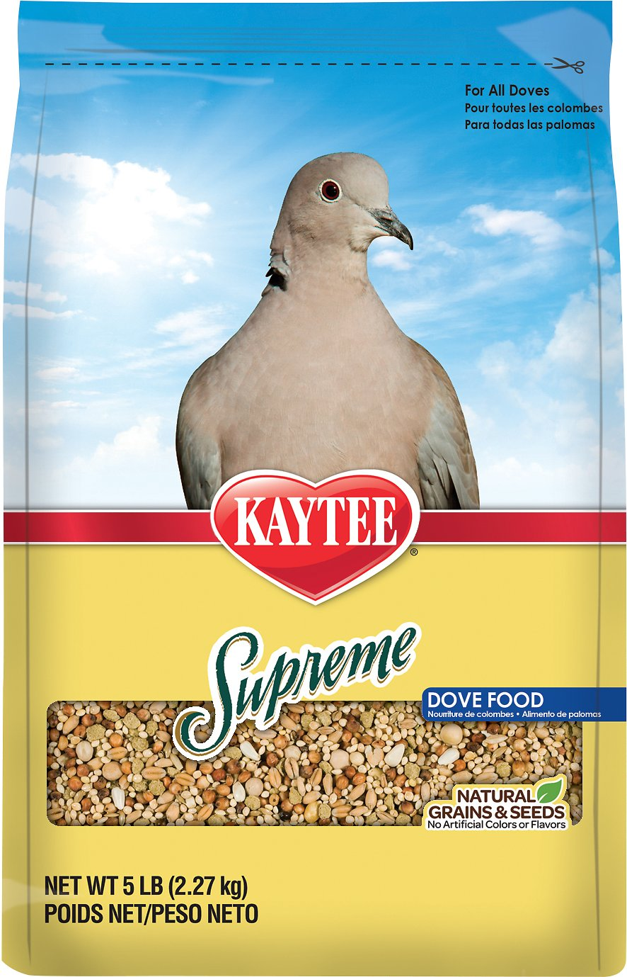 Kaytee Dove Bird Food, 5-lb bag (Weights: 5.0 pounds) Image