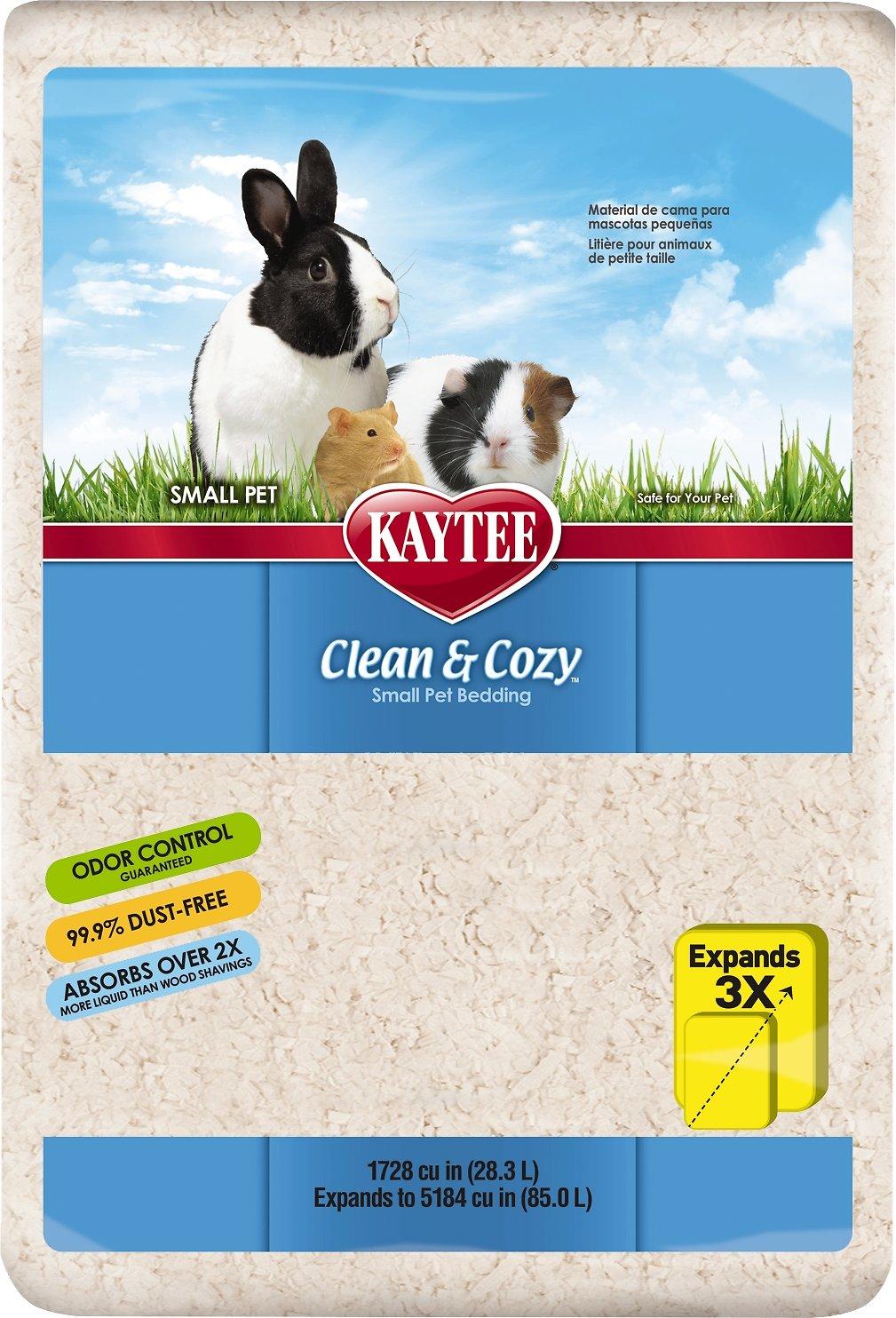Kaytee Clean & Cozy Small Animal Bedding Image