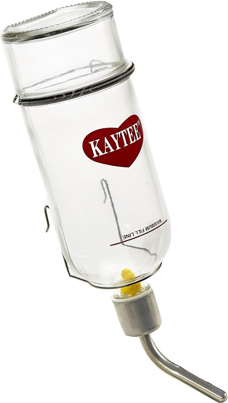 Kaytee Chew-Proof Small Animal Water Bottle, 26-oz bottle