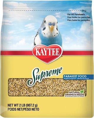 Kaytee Parakeet Bird Food, 2-lb bag