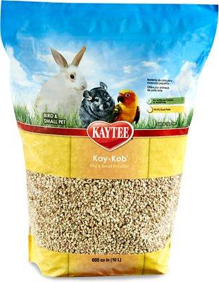 Kaytee Kay Kob Bird & Small Animal Natural Bedding & Litter, 8-lb bag