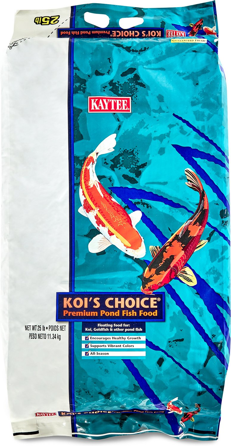 Kaytee Koi's Choice Premium Fish Food Image