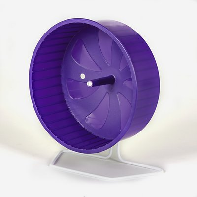 Kaytee Comfort Small Animal Exercise Wheel, 8.5-in