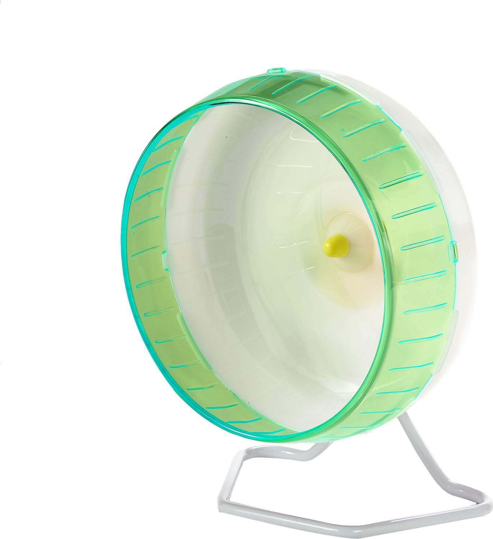 Kaytee Silent Spinner Small Animal Exercise Wheel Image
