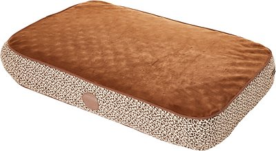 K&H Pet Products Superior Orthopedic Pet Bed, Mocha, Small
