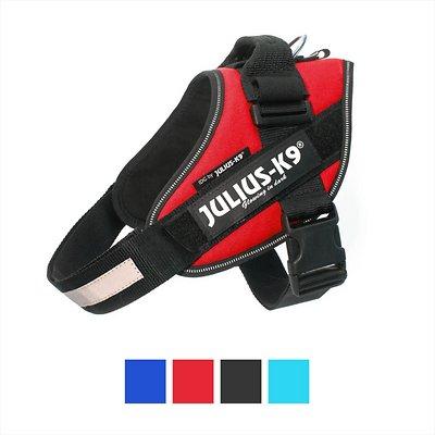 Julius-K9 IDC Powerharness Dog Harness, Red, Size 2