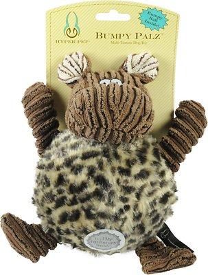 Hyper Pet Hippo Bumpy Palz Dog Toy, Large