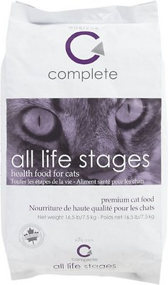 Horizon Complete All Life Stages Dry Cat Food, 16.5-lb bag