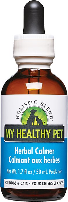 Holistic Blend Herbal Calmer for Dogs & Cats, 1.7-oz bottle