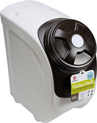 Gamma2 Vittles Vault Home Stackable Pet Food Storage, 45-lb