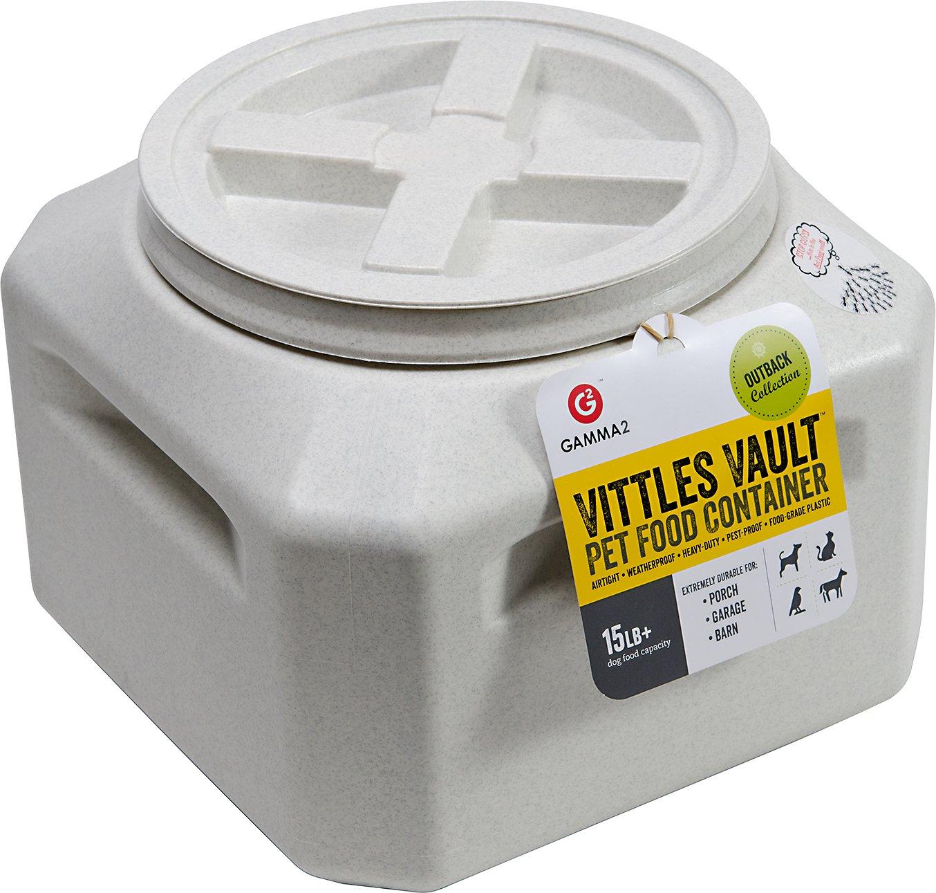 Gamma2 Vittles Vault Pet Food Storage Image