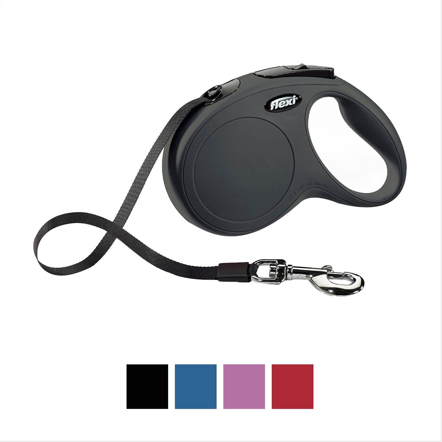 Flexi New Classic Retractable Tape Dog Leash Image