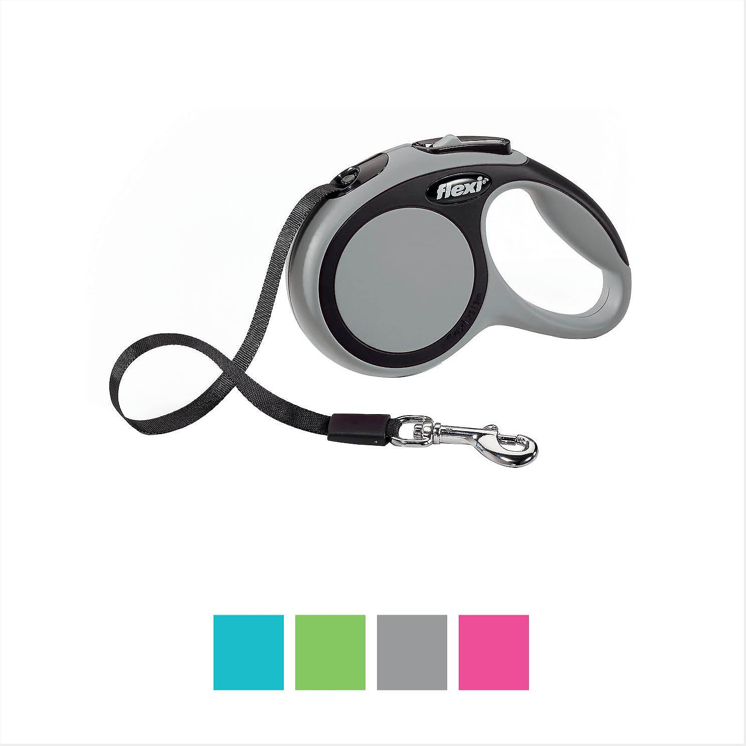 Flexi New Comfort Retractable Tape Dog Leash Image