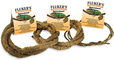 Fluker's Bend-A-Branch for Reptiles, Small