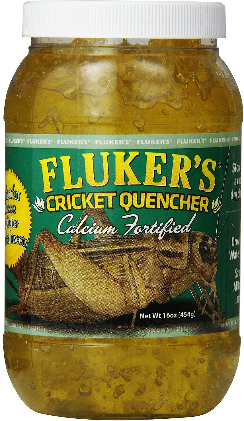 Fluker's Cricket Quencher Calcium Fortified Reptile Suppliment Image