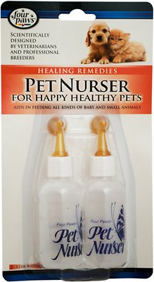 Four Paws Pet Nursers, 2-oz, 2 pack