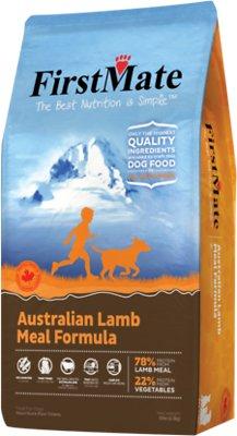 FirstMate Australian Lamb Meal Limited Ingredient Diet Grain-Free Dry Dog Food, 5-lb