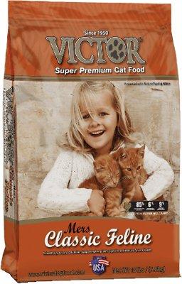 Victor Mers Classic Multi-Pro Dry Cat Food, 15-lb bag