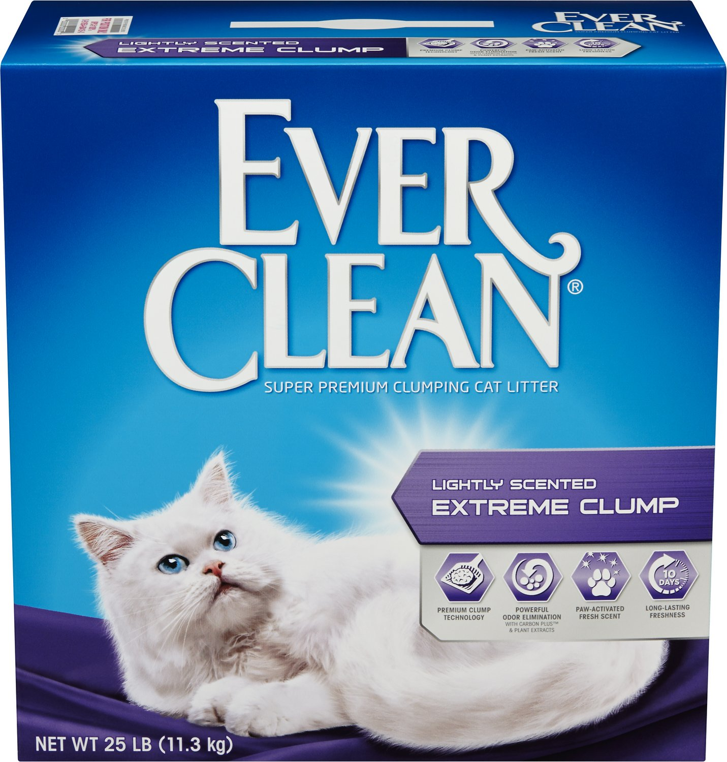 Ever Clean Lightly Scented Extreme Clump Cat Litter Image