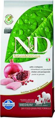 Farmina N&D Prime Chicken Dry Dog Food, 5.5-lb bag
