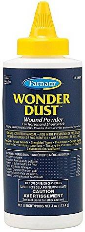 Farnam Wonder Dust Horse Wound Powder, 4-oz bottle
