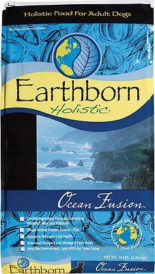 Earthborn Holistic Ocean Fusion Natural Dry Dog Food, 14-lb bag