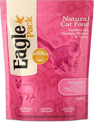 Eagle Pack Original Adult Dry Cat Food, 5.9-lb